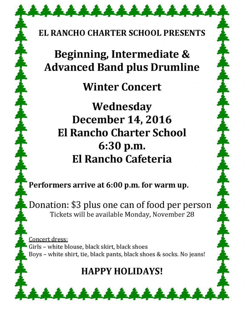 band-and-drumline-holiday-flyer