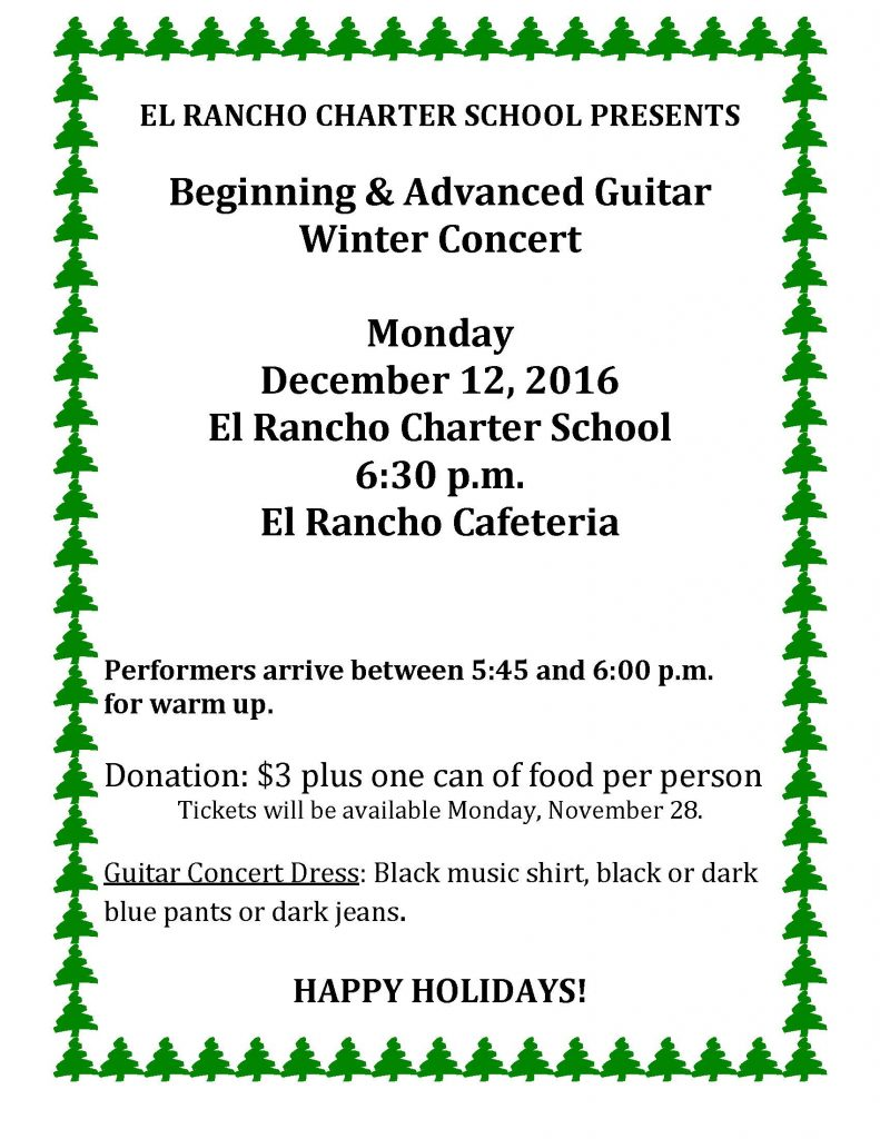 guitar-holiday-flyer